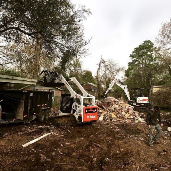 demolition services Carencro, LA